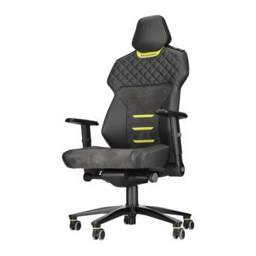 Backforce One | schwarz/gelb