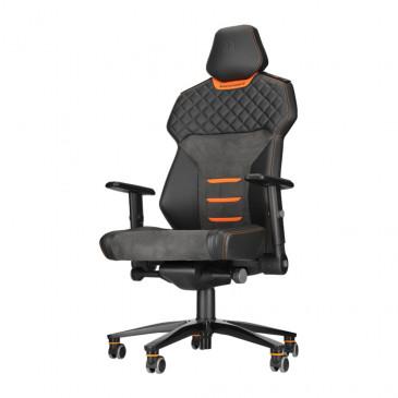 Backforce One   schwarz/orange