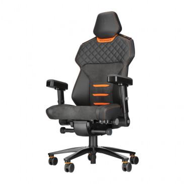 Backforce One Plus   schwarz/orange