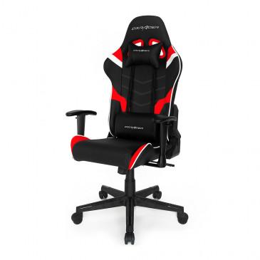 DXRacer - Racer P Gamingstuhl   schwarz/rot/weiß