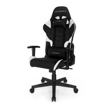 DXRacer - Racer P Gamingstuhl   schwarz/weiß
