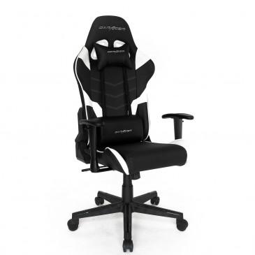 DXRacer - Racer P Gamingstuhl | schwarz/weiß