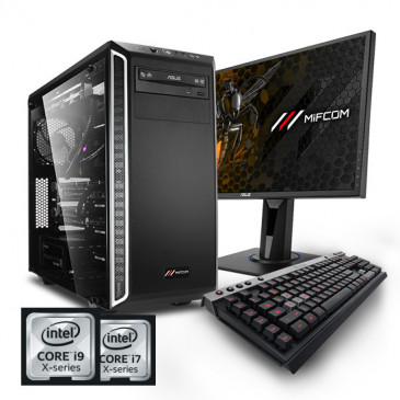 Silent PC Konfigurator Intel Core-X (v2) (So. 2066)
