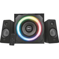 Trust GXT 629 Tytan | 2.1 RGB Stereo-Lautsprecher