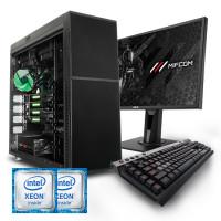 Workstation Konfigurator XS8 Serie (Dual-Xeon)