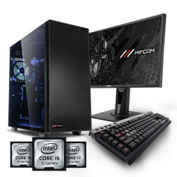 Workstation Konfigurator Intel Core-X (v2) (So. 2066)