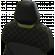 Backforce One | schwarz/grün