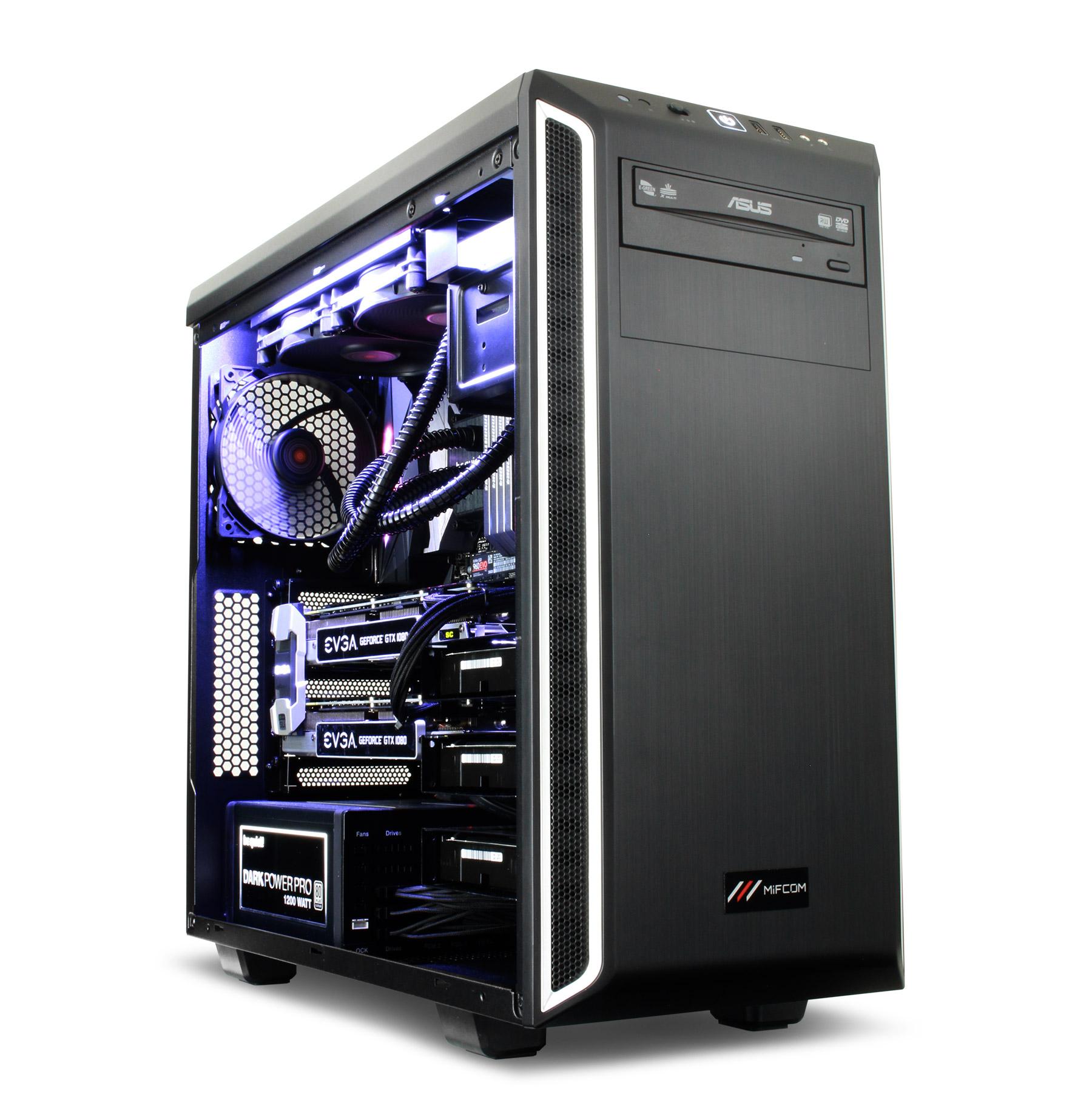 Silent-PC Core i5-7400 - GTX 1050 Ti be quiet! - Silent PC ...