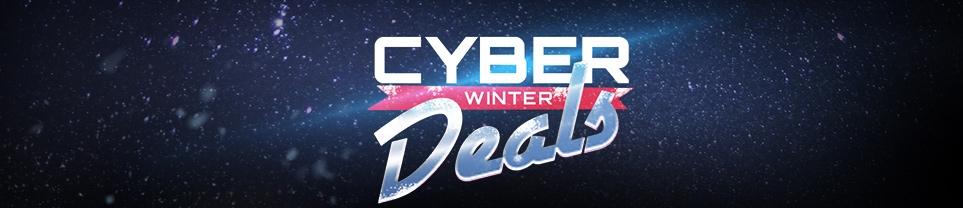 Cyber Winter Deals bei MIFCOM