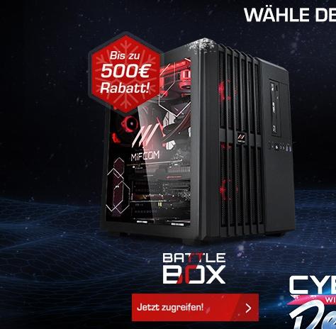 Cyber Winter Deals Battlebox