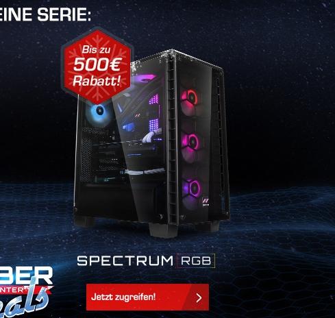 Cyber Winter Deals Spectrum