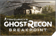 Ghost Recon: Breakpoint Gaming PCs Grafik 100%