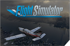 Flight Simulator 2020 Gaming PCs Grafik 100%