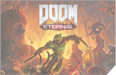 Doom Eternal Gaming PCs Grafik 60%