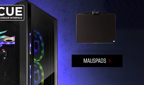 Verlinkung Corsair Mauspads
