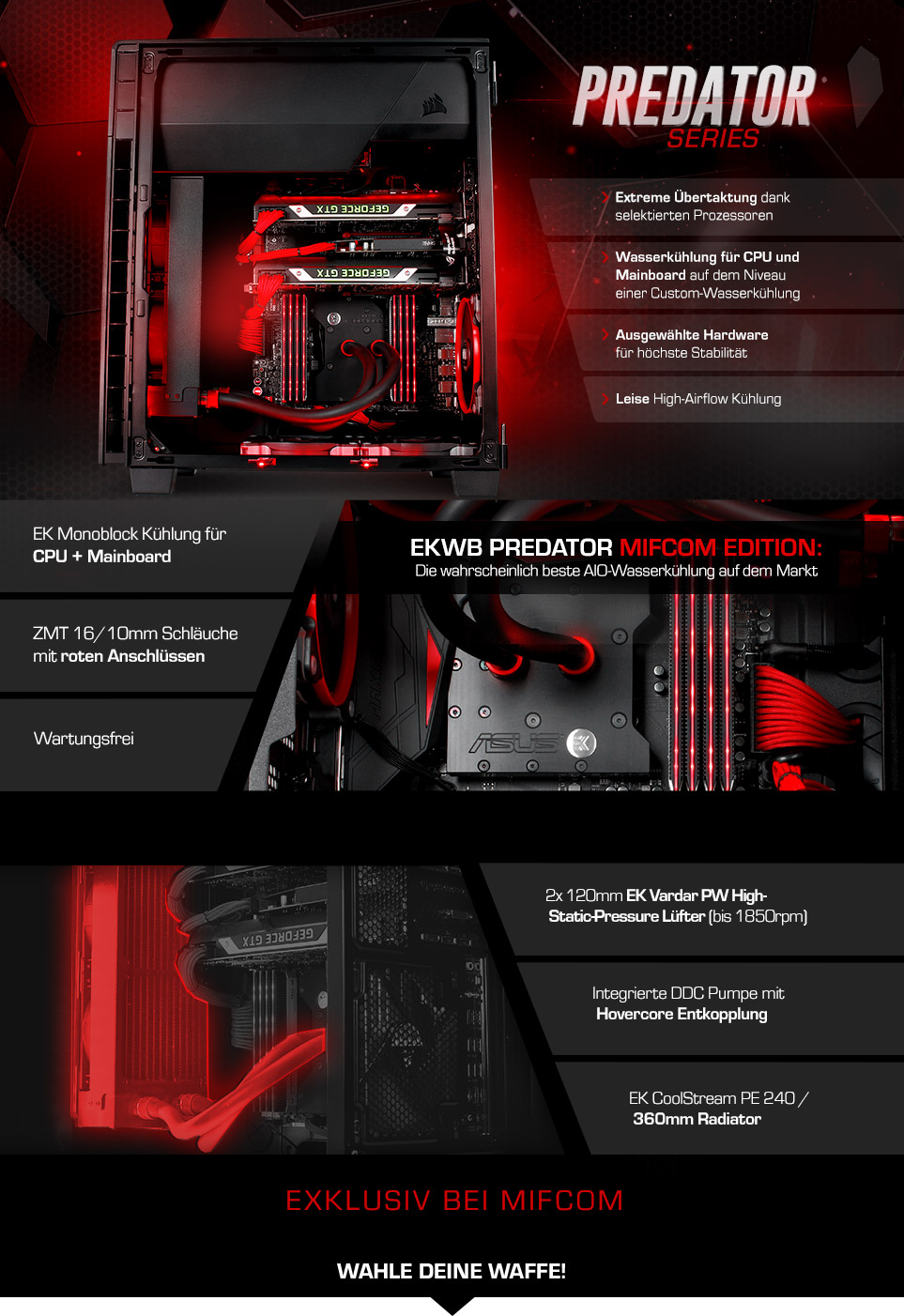 Predator High-End PCs