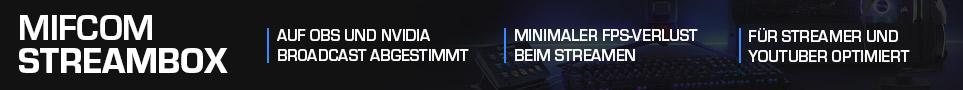 Desktop Banner Vorteilskommunikation Streambox