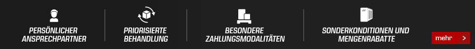 Desktop Banner Vorteilskommunikation B2B