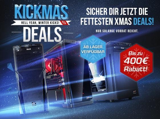 Kickmas Deals PC Angebote