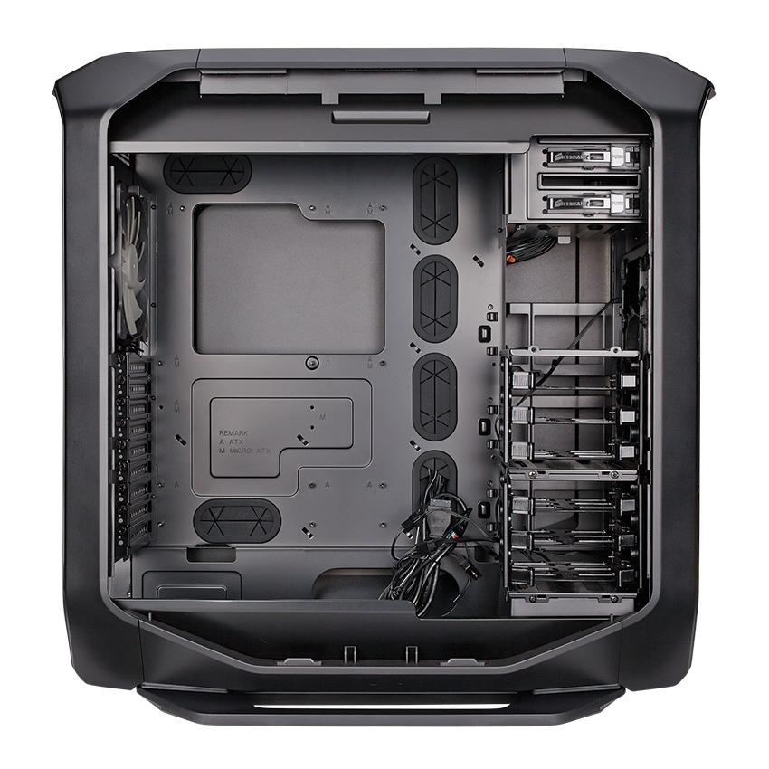 PC Gehäuse mit Wasserkühlung: