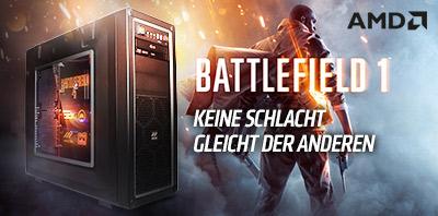 AMD Battlefield 1 Rabatt